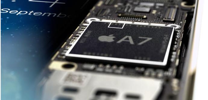 Procesador A7 Apple Secure Enclave iOS