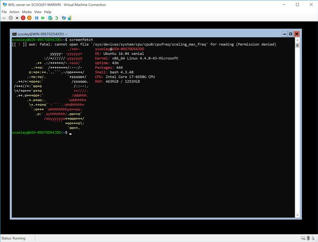 Subsistema Linux para Windows Server