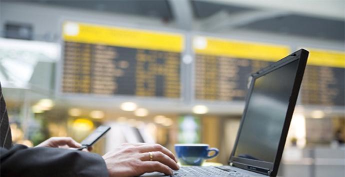 Conectarse de forma segura a una red WiFi pública