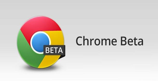 Google Chrome versión beta y estable juntas