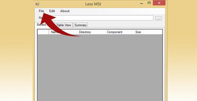 Lessmi, programa gratuito para Windows