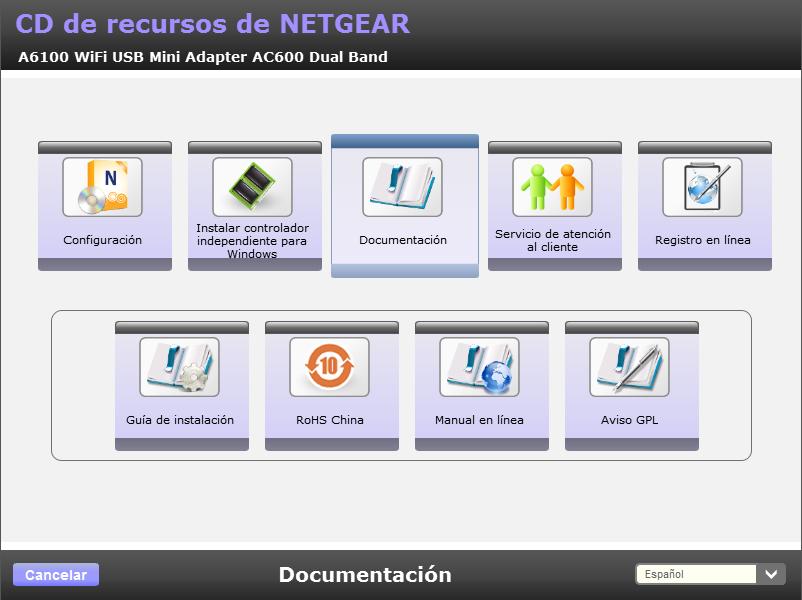 NETGEAR A6100: Análisis de la tarjeta Wi-Fi AC600 de pequeño