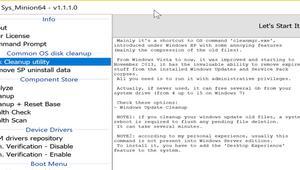 Ejecuta comandos de Windows fácilmente con Sys Minion