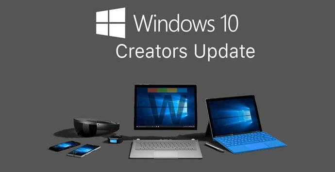 Windows 10 Creators