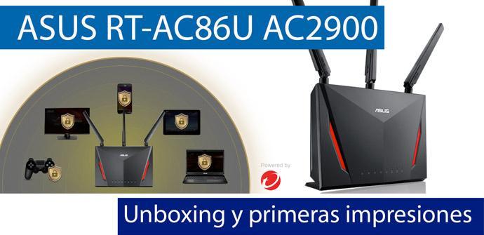 Ver noticia 'Noticia 'Conoce el router neutro de alto rendimiento ASUS RT-AC86U en nuestro video''