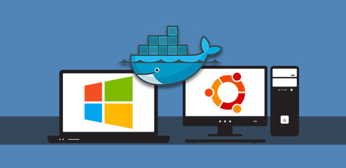 Docker Ubuntu Windows 10