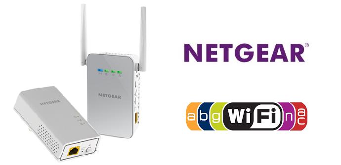 NETGEAR PLW1000 unboxing de estos PLC con Wi-Fi AC