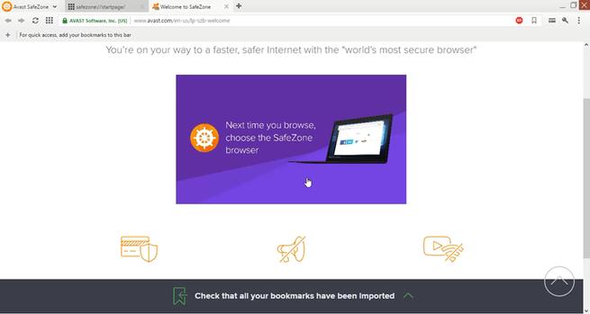 SafeZone browser de Avast dejará de estar disponible