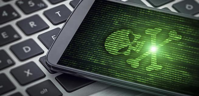 Alerta de malware en Android