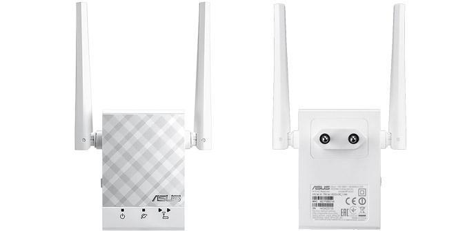 Ver noticia 'Analizamos el repetidor Wi-Fi ASUS RP-AC51, un pequeño repetidor Wi-Fi AC750'