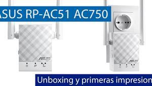 Descubre el nuevo repetidor Wi-Fi ASUS RP-AC51 en nuestro video