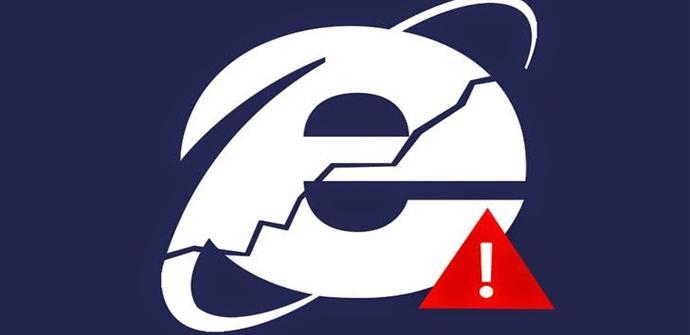 Bug de Internet Explorer