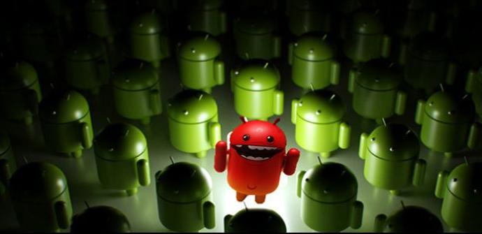 Ataque de malware en Android