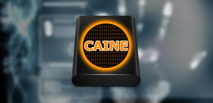 CAINE análisis forense