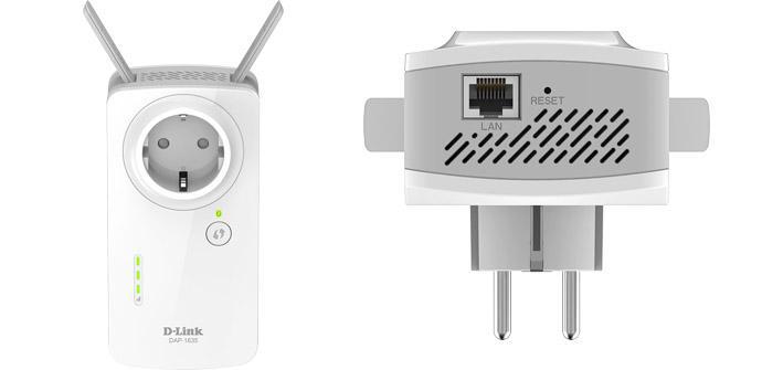 Ver noticia 'Análisis del repetidor Wi-Fi D-Link DAP-1635 con Wi-Fi AC y socket eléctrico integrado'
