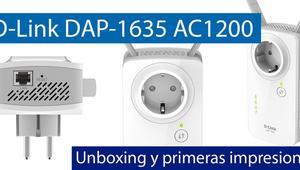 Conoce el repetidor Wi-Fi D-Link DAP-1635 AC1200 en nuestro video