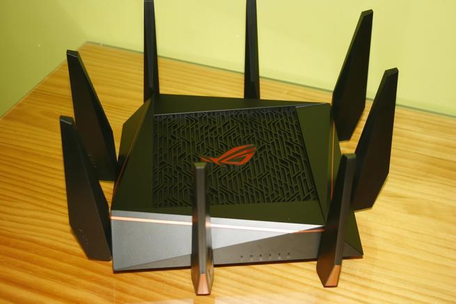Conoce el router neutro gaming de alto rendimiento ASUS GT-AC5300