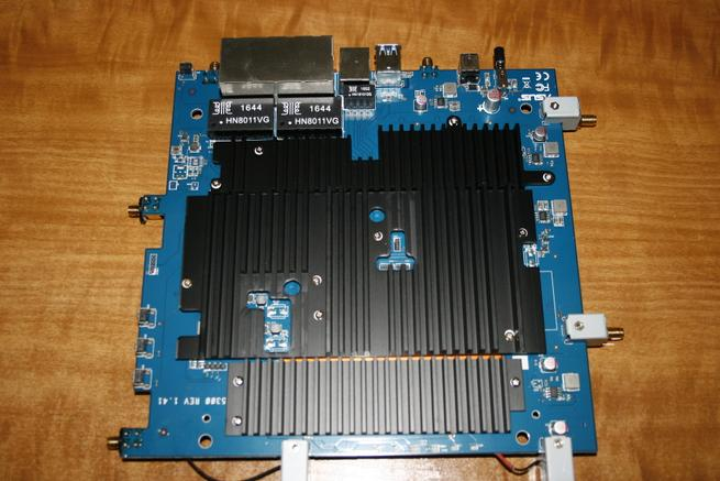 Conoce los disipadores del router neutro ASUS GT-AC5300 de gama alta