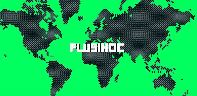 Ataque botnet DDoS Flusihoc
