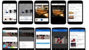 eBay permite ahora hacer una foto a un objeto para realizar búsquedas