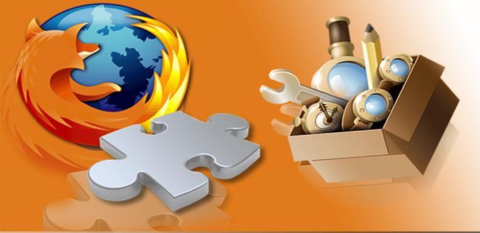 Ajustes en los complementos de Firefox