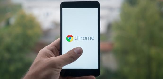 Contraseñas guardadas en Google Chrome para Android