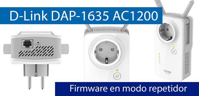 Ver noticia 'Conoce el firmware del D-Link DAP-1635 en modo repetidor Wi-Fi'