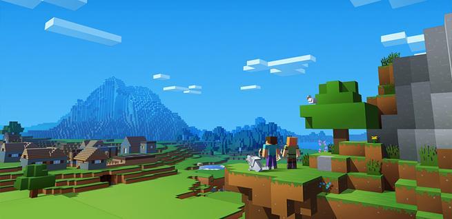 Malware en Minecraft