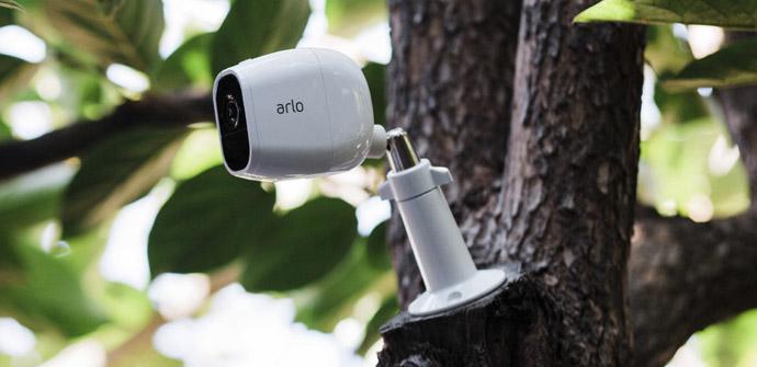 Ver noticia 'NETGEAR presenta la nueva cámara IP Arlo Pro 2 con resolución 1080p'