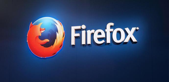 Pruebas en Mozilla Firefox