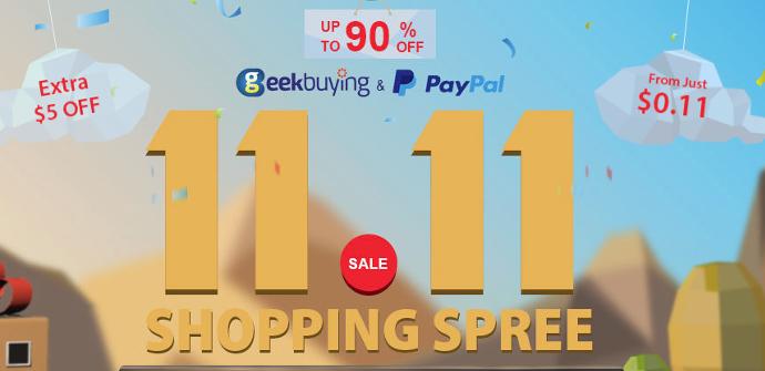 11.11 GeekBuying