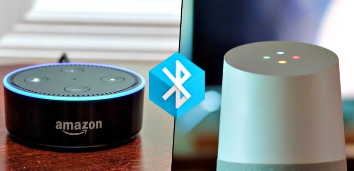 Amazon Echo Google Home Bluetooth BlueBorne