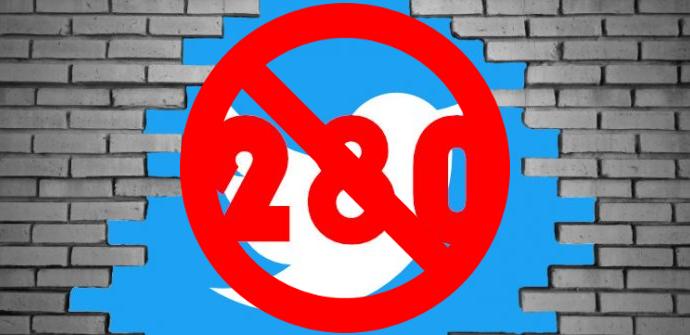 Bloquear Twitter 280