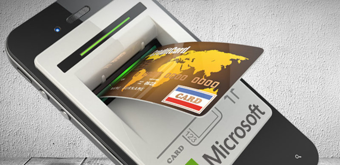 Microsoft Pay Smartphone