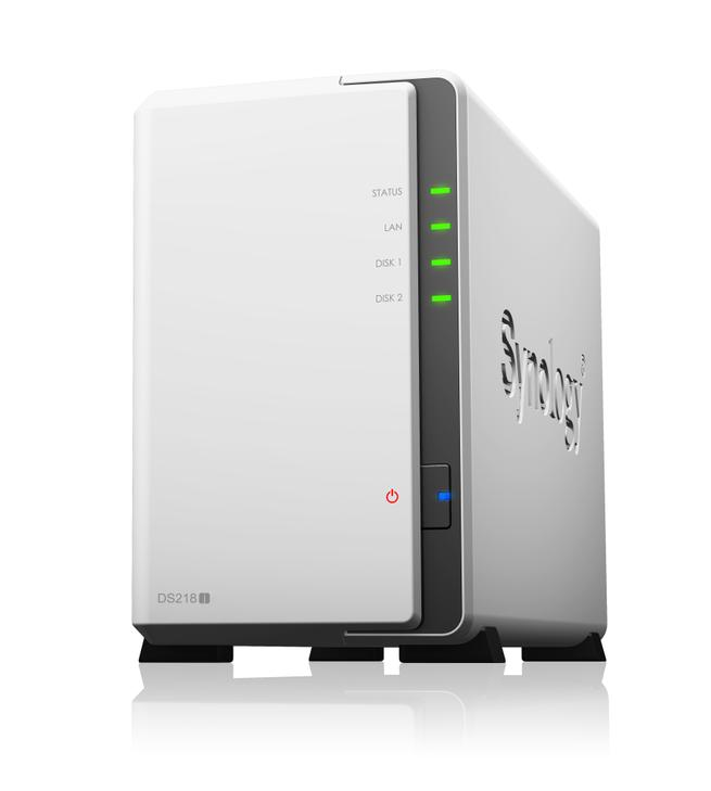 Synology DS218j preio y especificaciones hardware