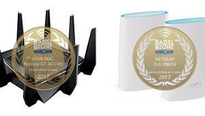 Premios ADSLZone 2017: Mejor router gaming ASUS ROG Rapture GT-AC5300, mejor Wi-Fi Mesh NETGEAR Orbi RBK50