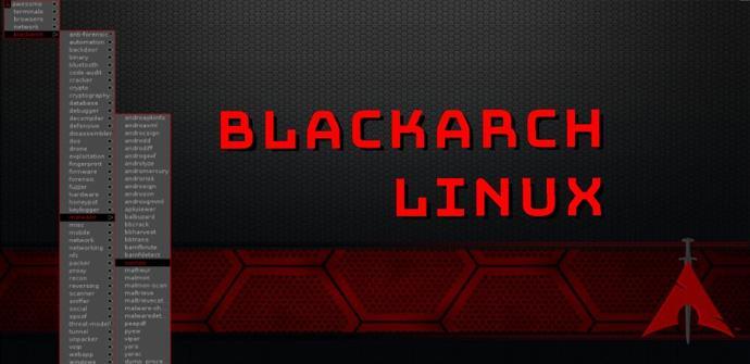 BlackArch Linux 32 bits desaparece