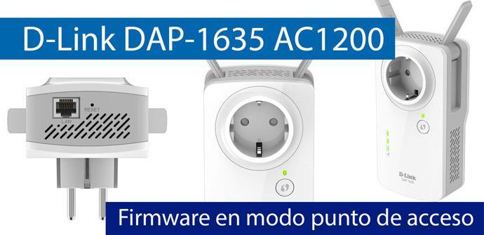Ver noticia 'Conoce el firmware del D-Link DAP-1635 en modo punto de acceso Wi-Fi'