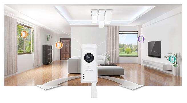 Edimax IC-5170SC cámara IP y complementos
