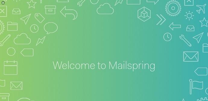 mailspring cliente de correo para sistemas Linux
