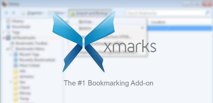 marcadores Xmarks