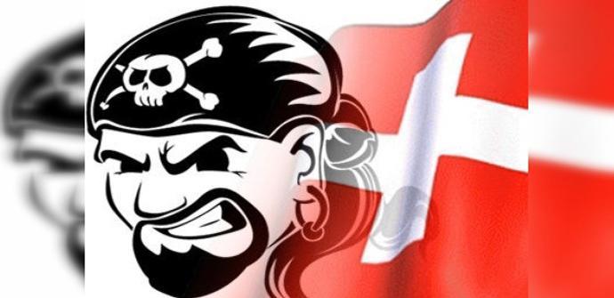 Suiza y la piratería