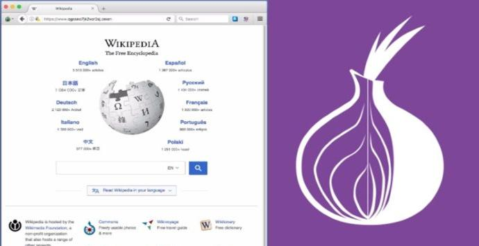 Crean Wikipedia para la Dark Web