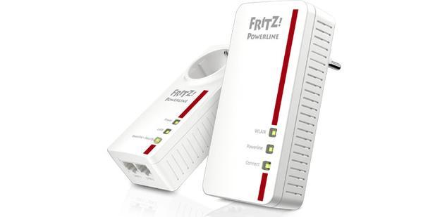 Ver noticia 'Análisis de los PLC con Wi-Fi AC FRITZ!Powerline 1260E WLAN Set, con Wi-Fi Mesh y Band Steering'