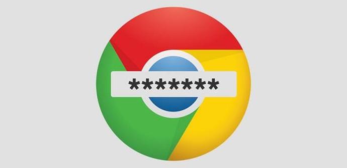 Contraseñas Google Chrome