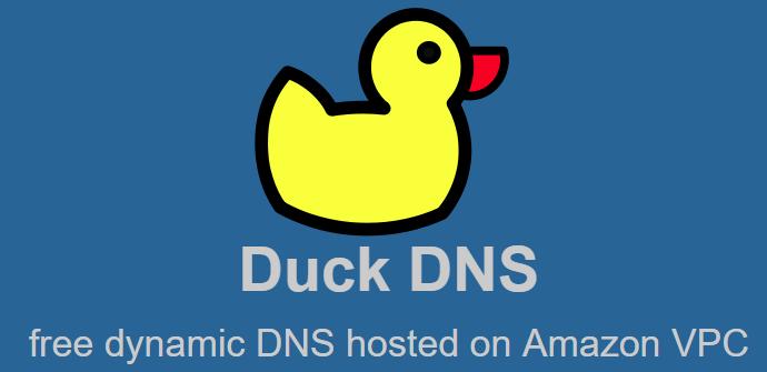 DDNS Duck DNS
