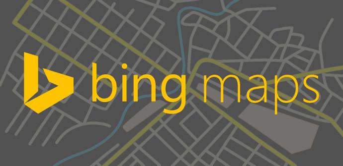 Mapas Bing
