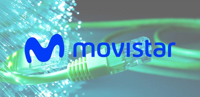 1 Gbps simétrico nueva modalidad Movistar