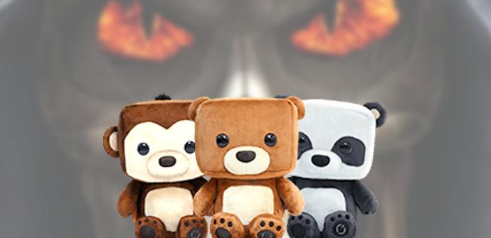Peligros juguetes inteligentes