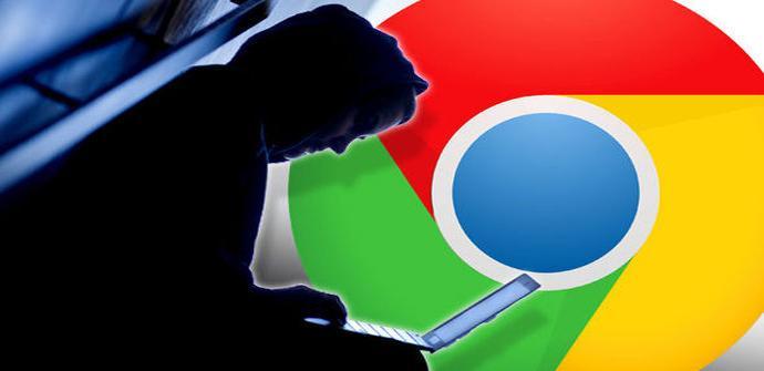 Vulnerabilidad en el acceso local en Chrome